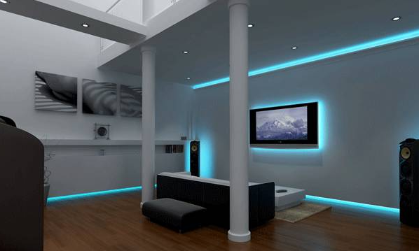 Captivating home lighting ideas pauls electric service Home design ideas lighting