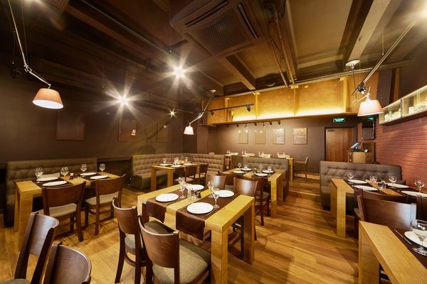 Commercial lighting design ideas led lighting fixtures restaurant