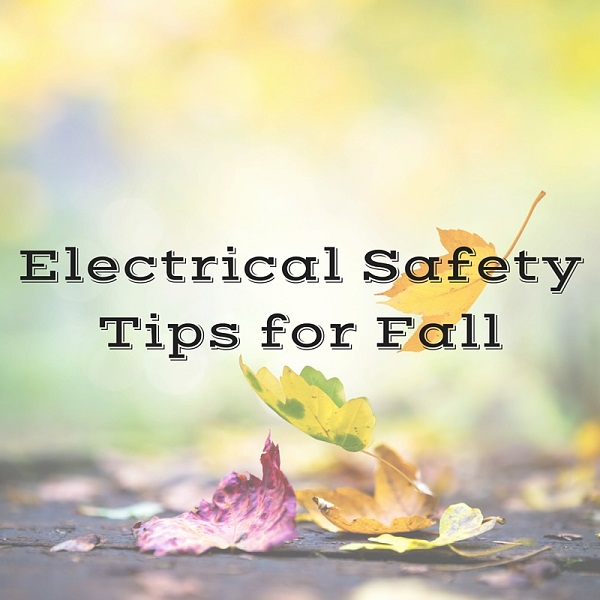 summit county fall electrical safety tips