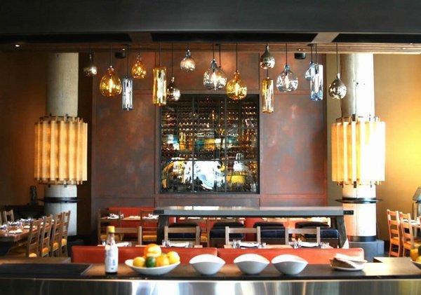 Commercial Lighting Design Ideas Restaurant Pendant