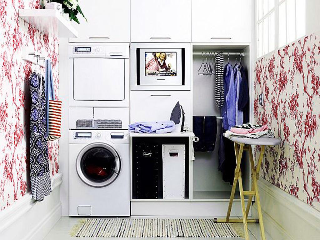 Lena paul laundry room